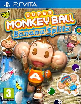 Monkey Ball Vita