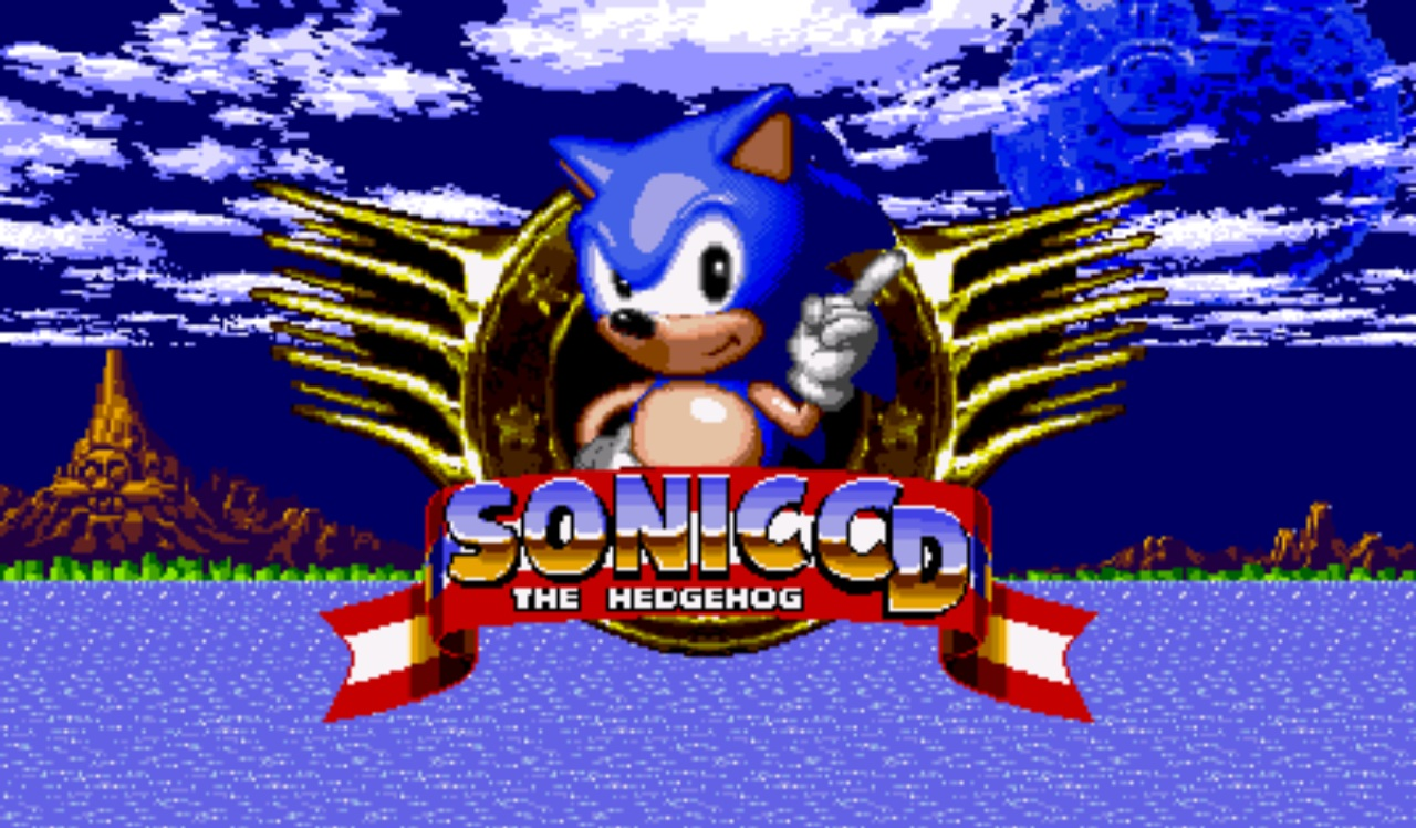 Review: Sonic CD | SEGA Nerds