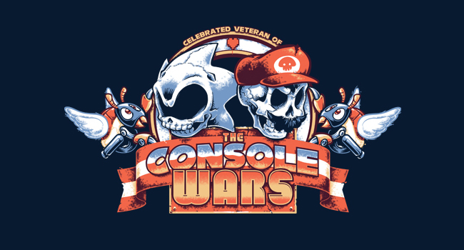 Photo of Relive the Console Wars with an awesome top