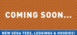 Insert Coin teases new range of SEGA apparel