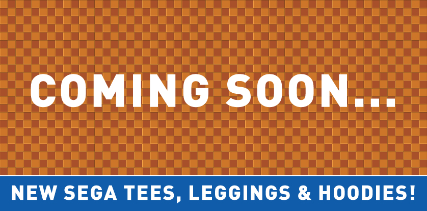 Photo of Insert Coin teases new range of SEGA apparel