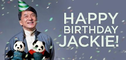 Photo of Happy birthday Jackie Chan!