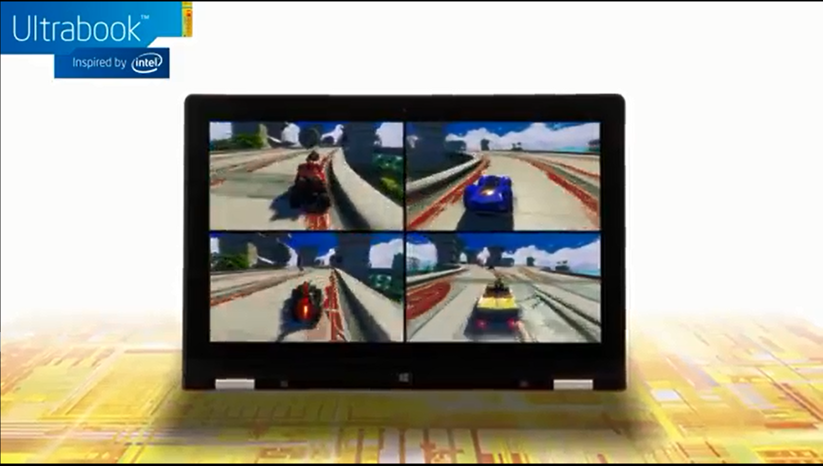 Photo of Sonic & All-Stars Racing Transformed with Ultrabook (apparently)