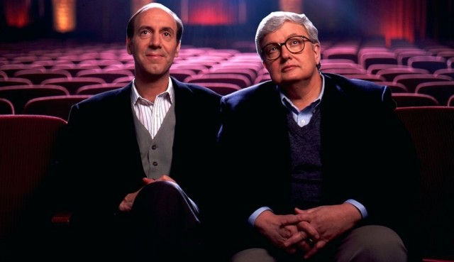 Photo of Roger Ebert and Gene Siskel play on the SEGA Activator