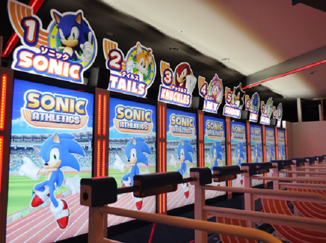 Photo of Sonic Athletics makes you (literally) run for your money