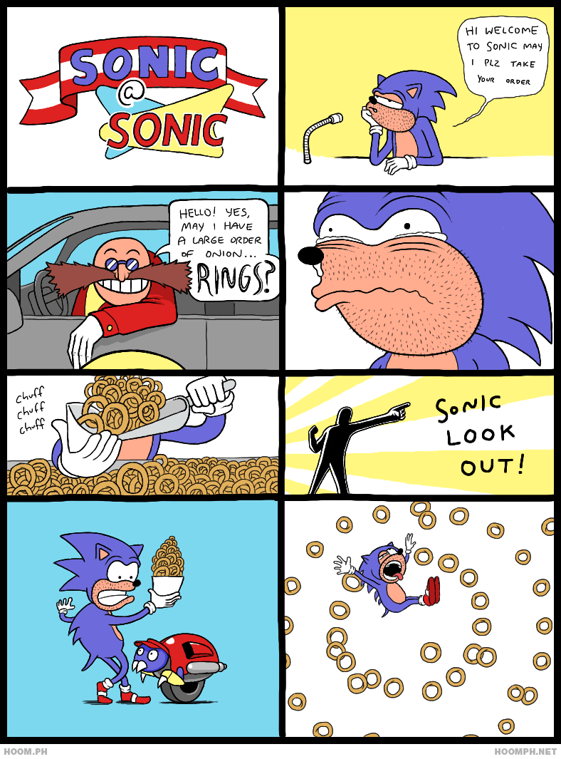 Photo of SFTW: If Sonic worked at Sonic's