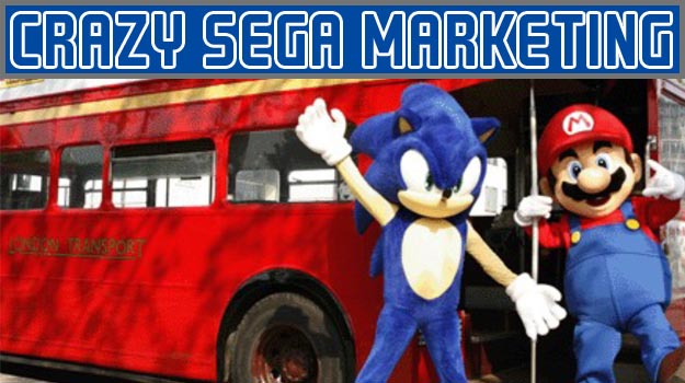 Photo of Crazy SEGA Marketing: Mario & Sonic at the Olympic Games