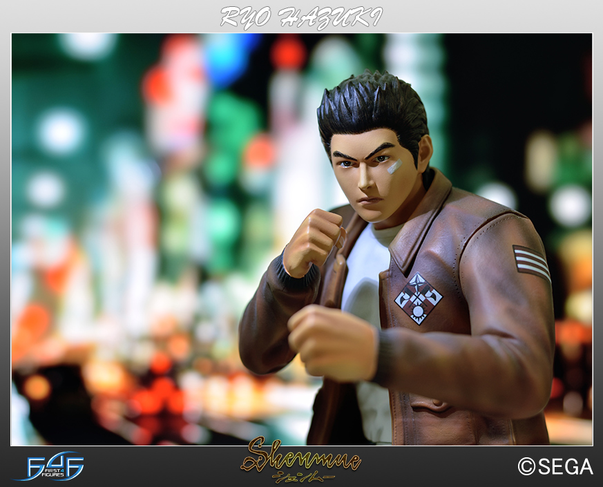 Photo of Ryo Hazuki statue now available for pre-order