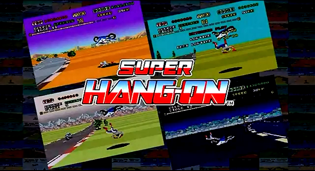 Photo of Super Hang-On 20th Anniversary OST now available on Amazon