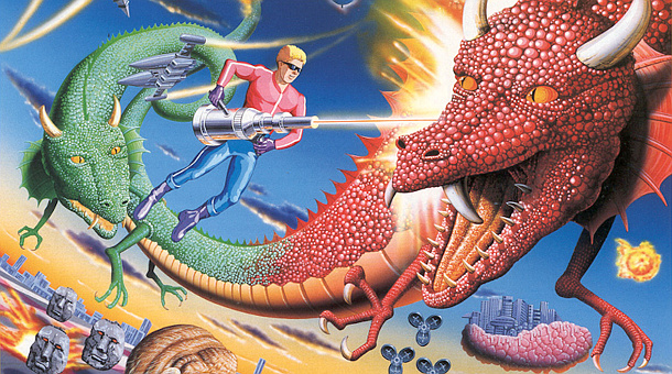 Photo of [Update] Fan Stuff: Chill out with some Space Harrier jazz