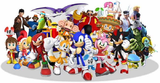 Photo of F4F asks you to vote for your favourite SEGA All-Star