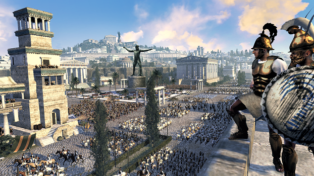 Photo of Total War: Rome II release date and collector's edition announced