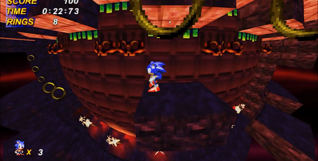 Fan-made Sonic Xtreme recreation is looking pretty… 'extreme'