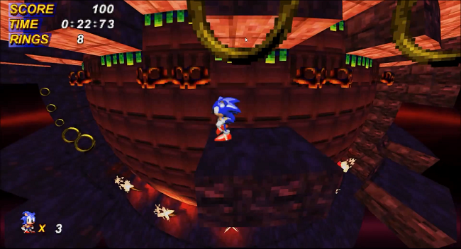 Photo of Fan-made Sonic Xtreme recreation is looking pretty… 'extreme'