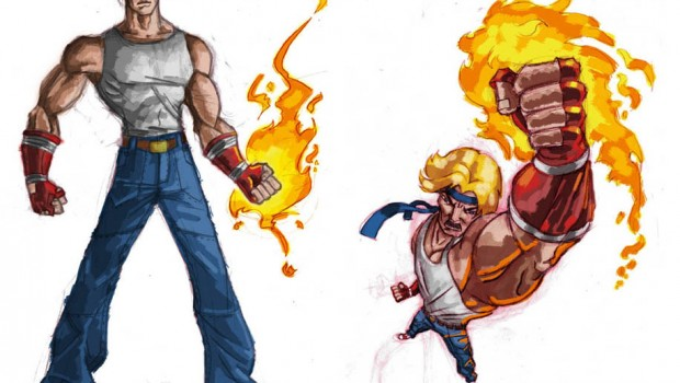 Axel Stone1 620x350 New Streets of Rage was pitched to SEGA