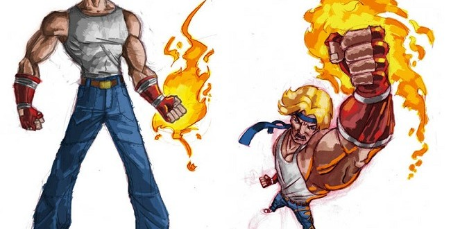 New Streets of Rage was pitched to SEGA