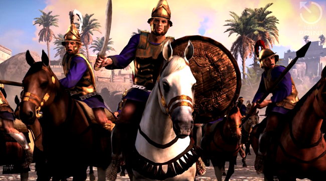 Photo of Free launch day DLC for Total War: Rome II