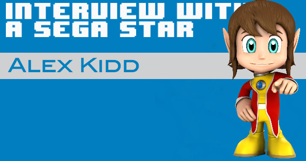 SN Vault: Interview With a Sega Star: Alex Kidd