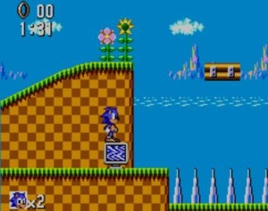 Sonic 1 SMS - Green Hill Zone