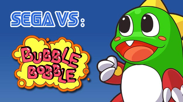 Photo of SEGA Versus: Bubble Bobble
