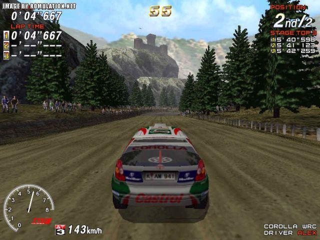 Otaku Gamers UK - News & Reviews: Retrospective: SEGA Rally