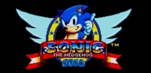 Sonic 1 Title