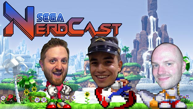 Photo of SEGA Nerdcast: Episode 13 (with Chris Charla)
