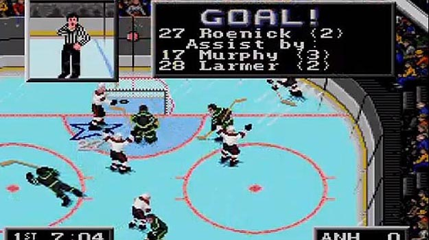 Photo of NHL '94 Anniversary Mode brings hockey back to its old-school roots
