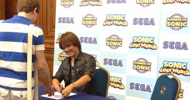 Iizuka: Color Powers will be standard in future Sonic games