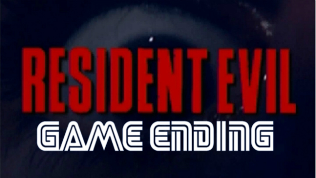 Photo of SEGA Game Endings: Resident Evil (Saturn)