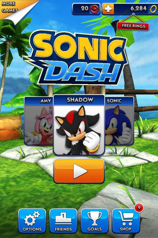 Photo of Sonic Dash's Global Challenge achieved – Shadow now playable