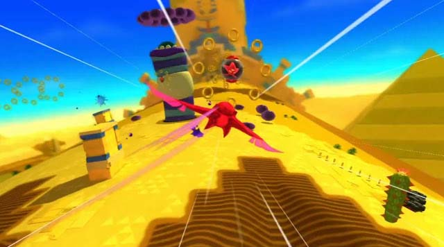 color powers01 Iizuka: Color Powers will be standard in future Sonic games