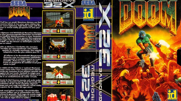 Photo of SEGA Endings: Doom 32X