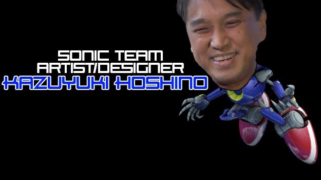 Photo of Interview: Sonic Team Artist/Designer Kazuyuki Hoshino