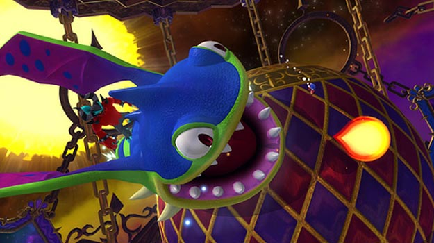 Photo of Sonic: Lost World Deadly Six Bonus Edition details, screens