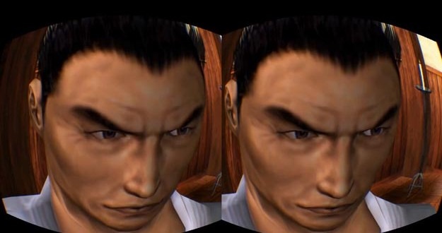 You will not be able to unsee Shenmue on Oculus Rift