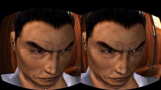 Photo of You will not be able to unsee Shenmue on Oculus Rift