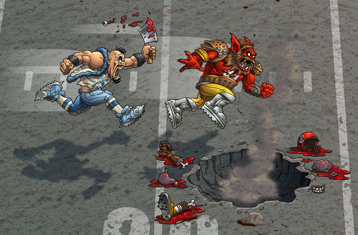 Photo of Mutant Football League making a comeback on Kickstarter