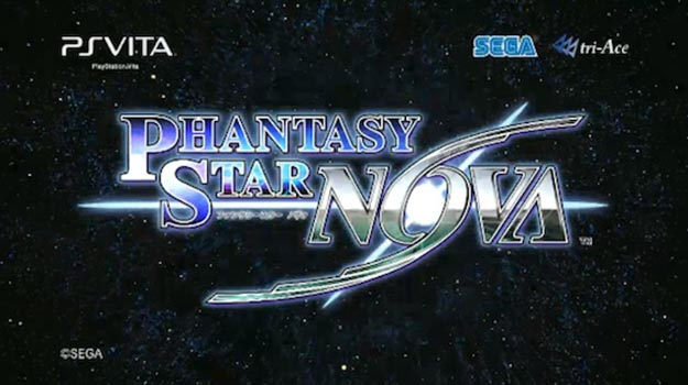 Photo of Phantasy Star Nova heading to PS Vita