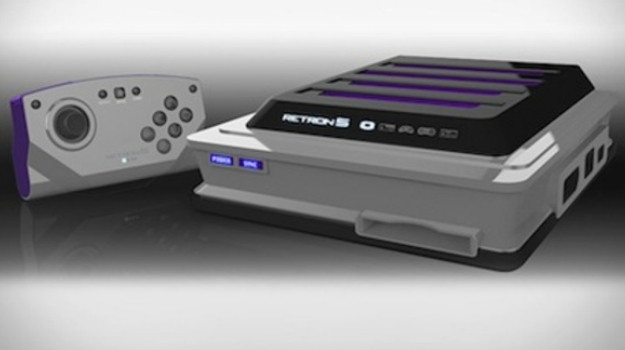 Photo of RetroN 5 adding Game Gear adapter later this year