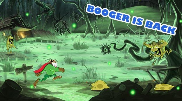 Photo of Boogerman picks and flicks his way onto Kickstarter