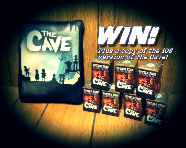 Photo of Spot the Difference: Win this awesome The Cave iOS bundle!