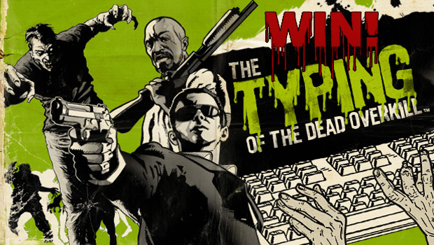 Photo of Halloween Giveaway: Win a copy of Typing of the Dead: Overkill