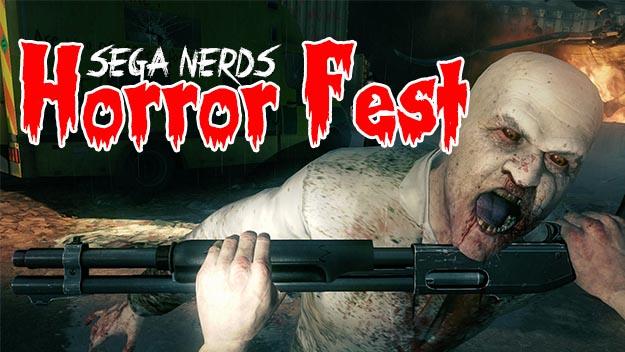 Photo of SEGA Nerds Horror Fest Contest!