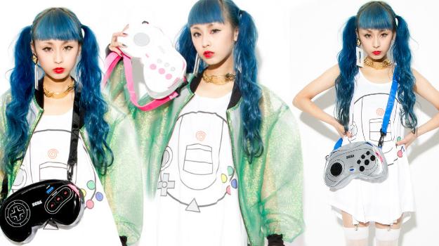 Photo of Segakawaii lineup adds Saturn, Genesis controller purses