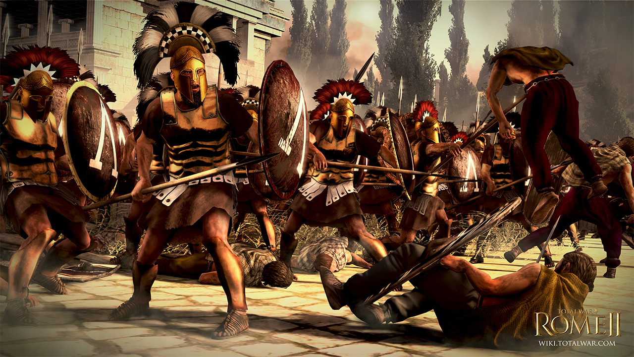 Photo of SEGA reports 800,000 units of Total War: Rome II have been sold