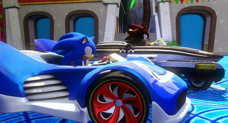 Photo of Sonic & All-Stars Racing Transformed free with Games with Gold in June