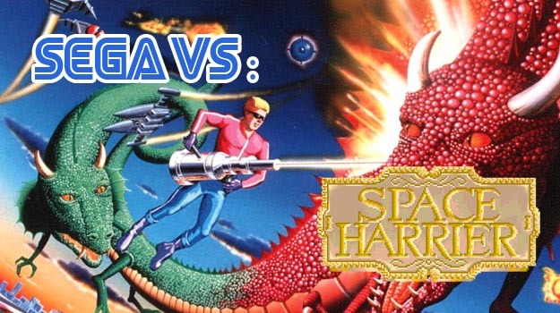 Photo of SEGA Versus: Space Harrier [Part One]
