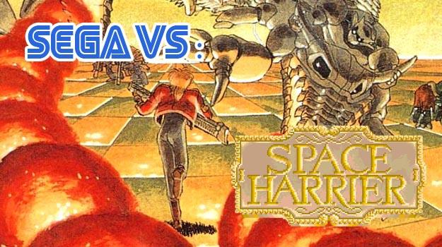 Photo of SEGA Versus: Space Harrier [Part Two]