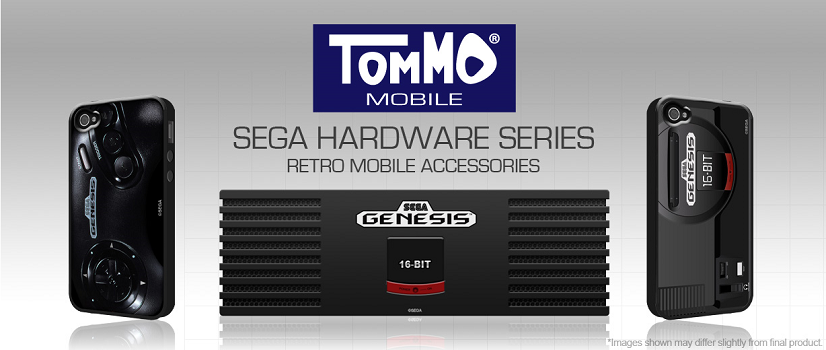 Photo of SEGA and Tommo team up to deliver some awesome mobile accessories
